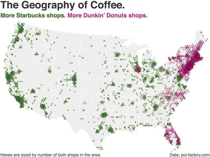 不是Costa,不是雀巢:星巴克在美国最大的对手是?
