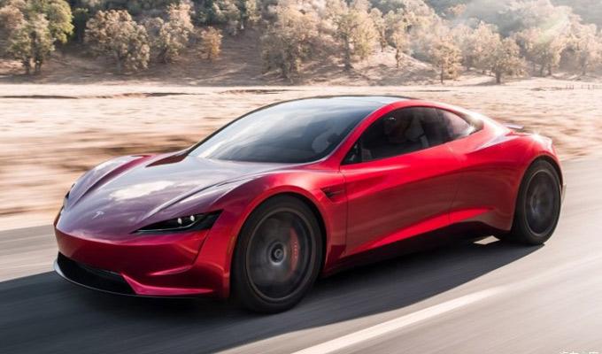 马斯克:特斯拉下一代电动跑车单次充电可行驶超过1000公里