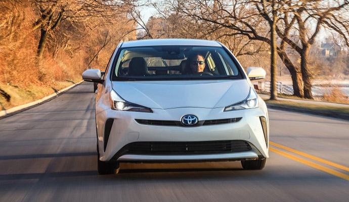 丰田表示会继续向竞争对手开放其混动技术
