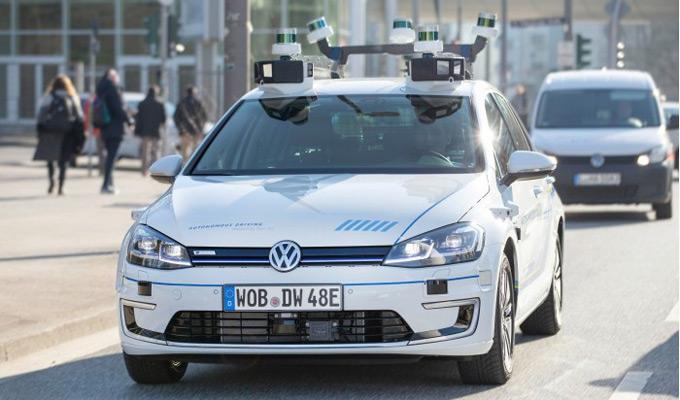 欧盟立法者支持大众基于Wi-Fi的互联网汽车标准