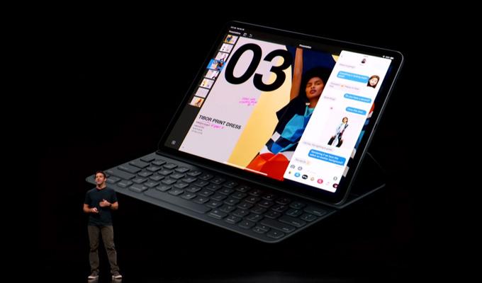 新iOS或让iPad Pro支持USB鼠标
