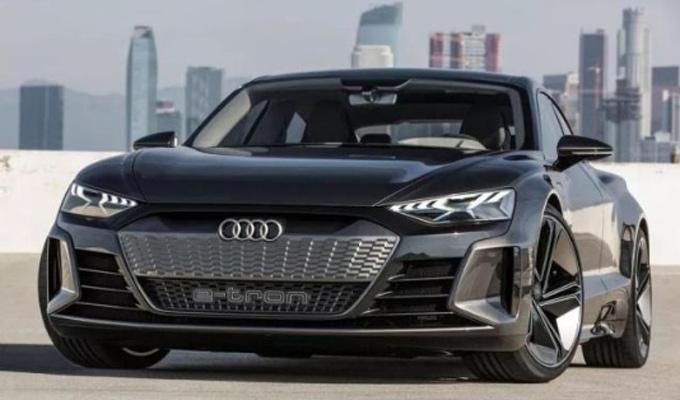 钢铁侠座驾来了 奥迪e-tron GT 或将2020年量产