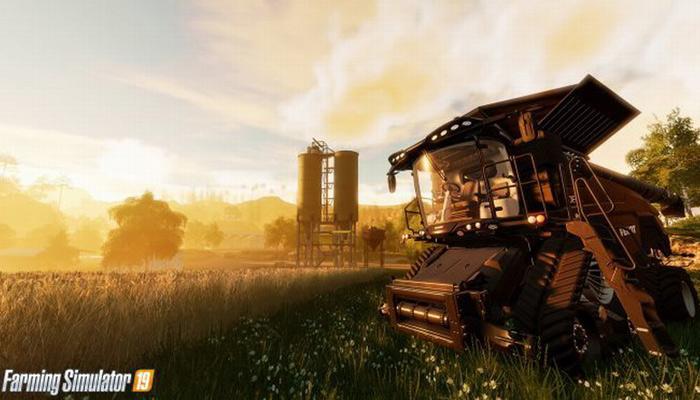 《模拟农场19》全球销量突破200万份 大家都爱玩种地