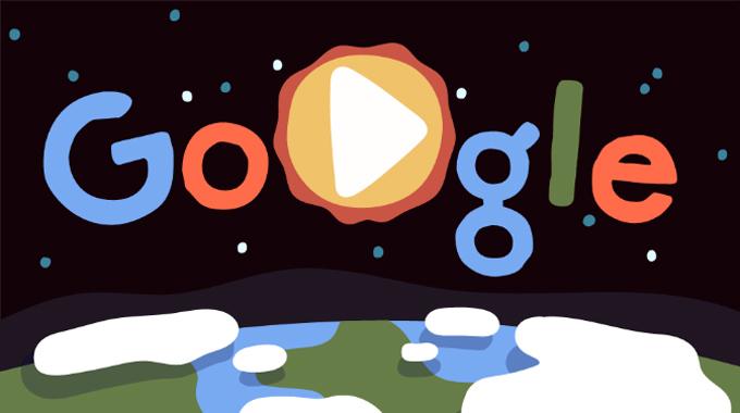 谷歌涂鸦通过聚焦不同濒危生物来庆祝地球日