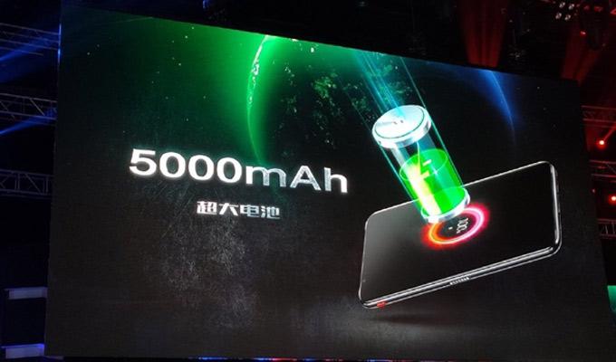 努比亚红魔3发布 配备5000mAh大电池:机身厚度仅6.65mm