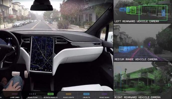 马斯克:特斯拉自动驾驶能力飞跃 所以车5月要涨价