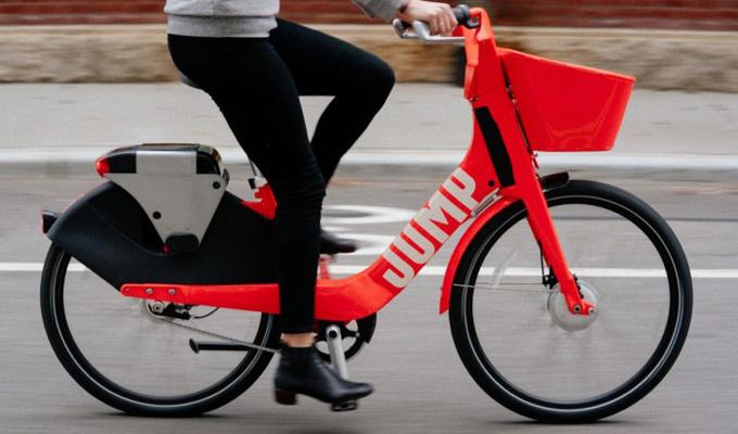 Uber称已修复共享电动单车刹车问题 但仍有用户受伤