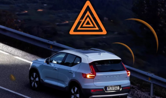 沃尔沃为整个欧洲的汽车带来V2V安全技术