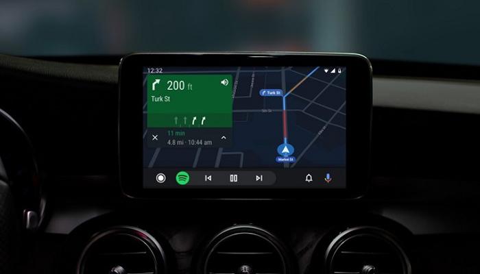Android Auto迎来暗色主题 改进UI与启动速度