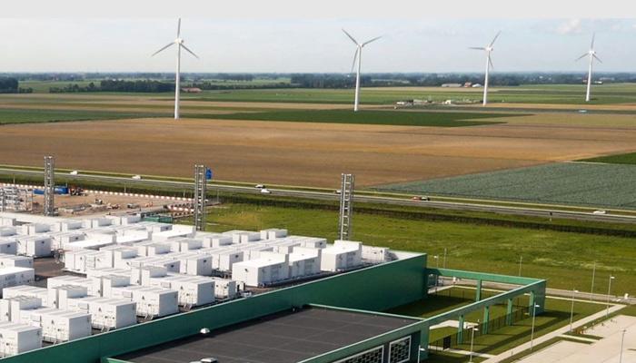 微软宣布一项在荷兰展开的新风电交易