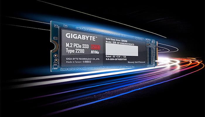 [图]读写速度5GB/s 技嘉预热业内首款采用PCIe 4.0接口的SSD