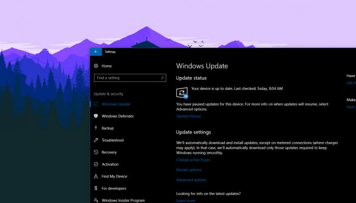 微软更新Windows 10 May 2019 修复无法访问英国政府网站问题