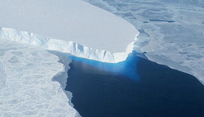 25年卫星数据显示1/4南极冰川西部处于不稳定状态