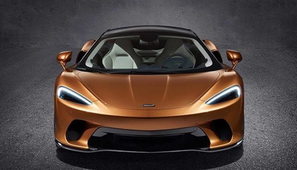 适合旅行的超跑 迈凯伦GT正式发布