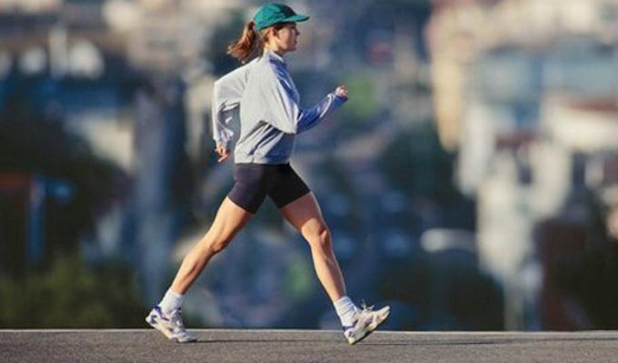 研究称快速步行者可能会更长寿
