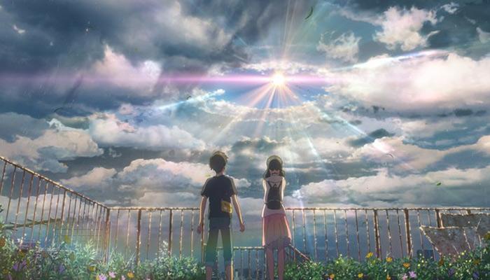 神奇少女与天同舞 新海诚新作《天气之子》主题歌确定