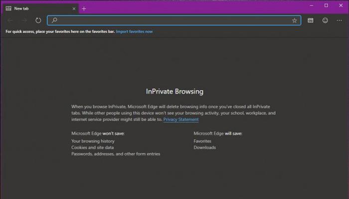 Windows 10将保护用户在Google Chrome隐身模式中输入的文字