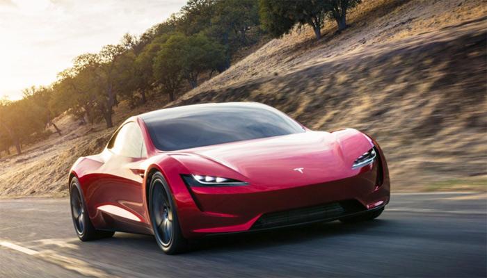 2.1秒破百 全新特斯拉Roadster年产上限1万台