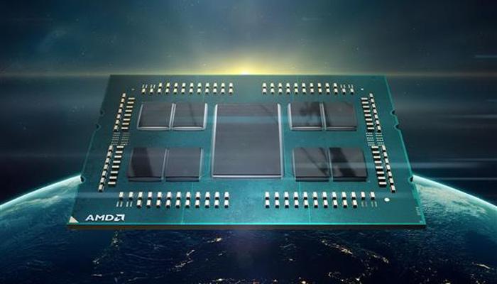 AMD 7nm霄龙二代处理器全家福:64核128线程 225W TDP