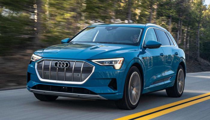 因电池组存着火风险 奥迪召回首款纯电动SUV e-tron:共计540辆