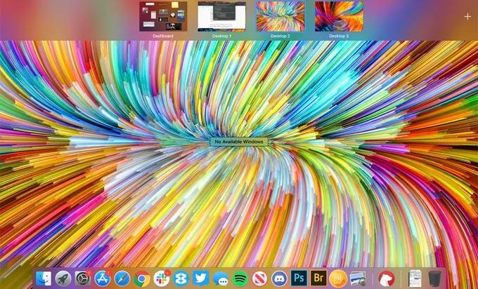 经典的仪表板小部件功能在macOS Catalina中消失