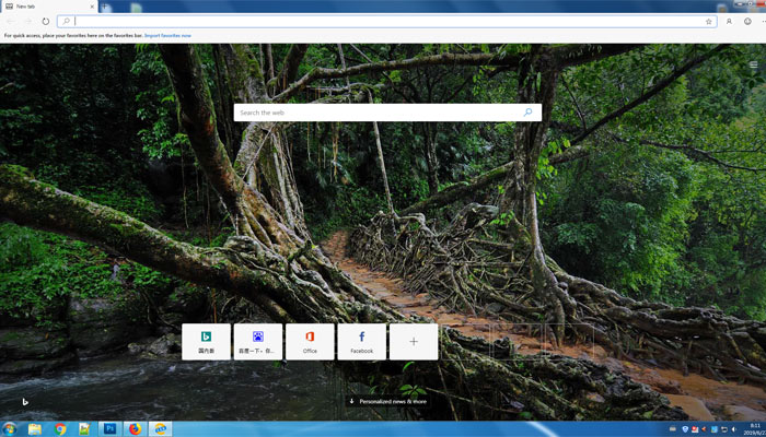 [图]适用于Windows 7/8/8.1的首个Edge Dev通道版本发布