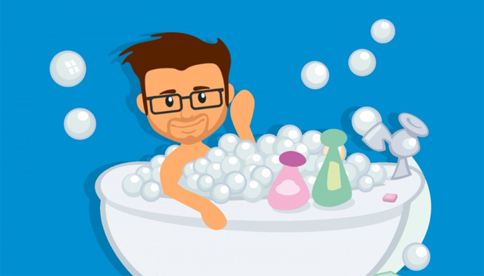 万没想到 洗澡竟有这么多讲究:原来以前都洗错了
