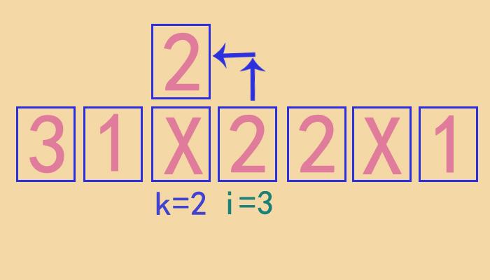长度为n的顺序表L删除线性表中值为X的算法