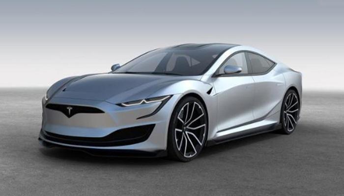 """""""性能""""再进化 特斯拉Model S运动版曝光:续航超640公里"""
