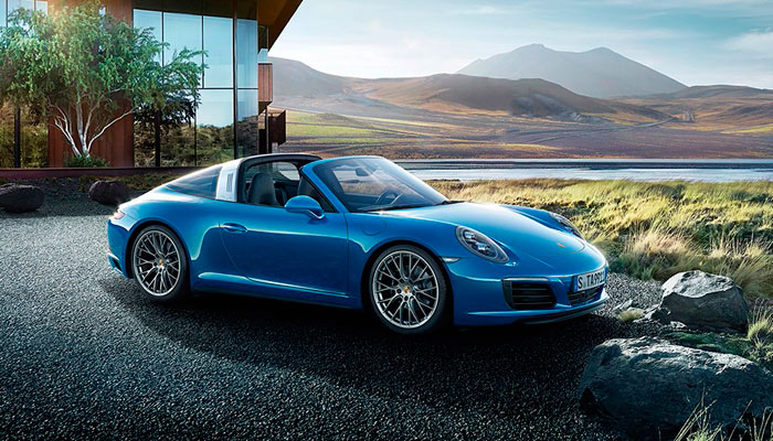 保时捷在伊利诺伊州和俄勒冈州推出自己的汽车保险服务