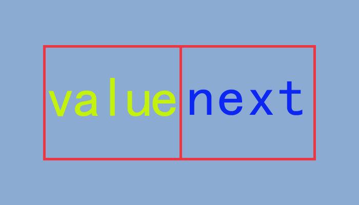 链式存储设计时,链表结点内的存储单元地址是如何分布的?