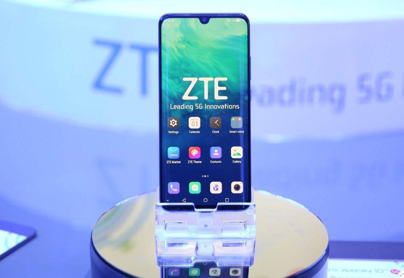 中兴AXON 10 Pro 5G手机:7月23日预定