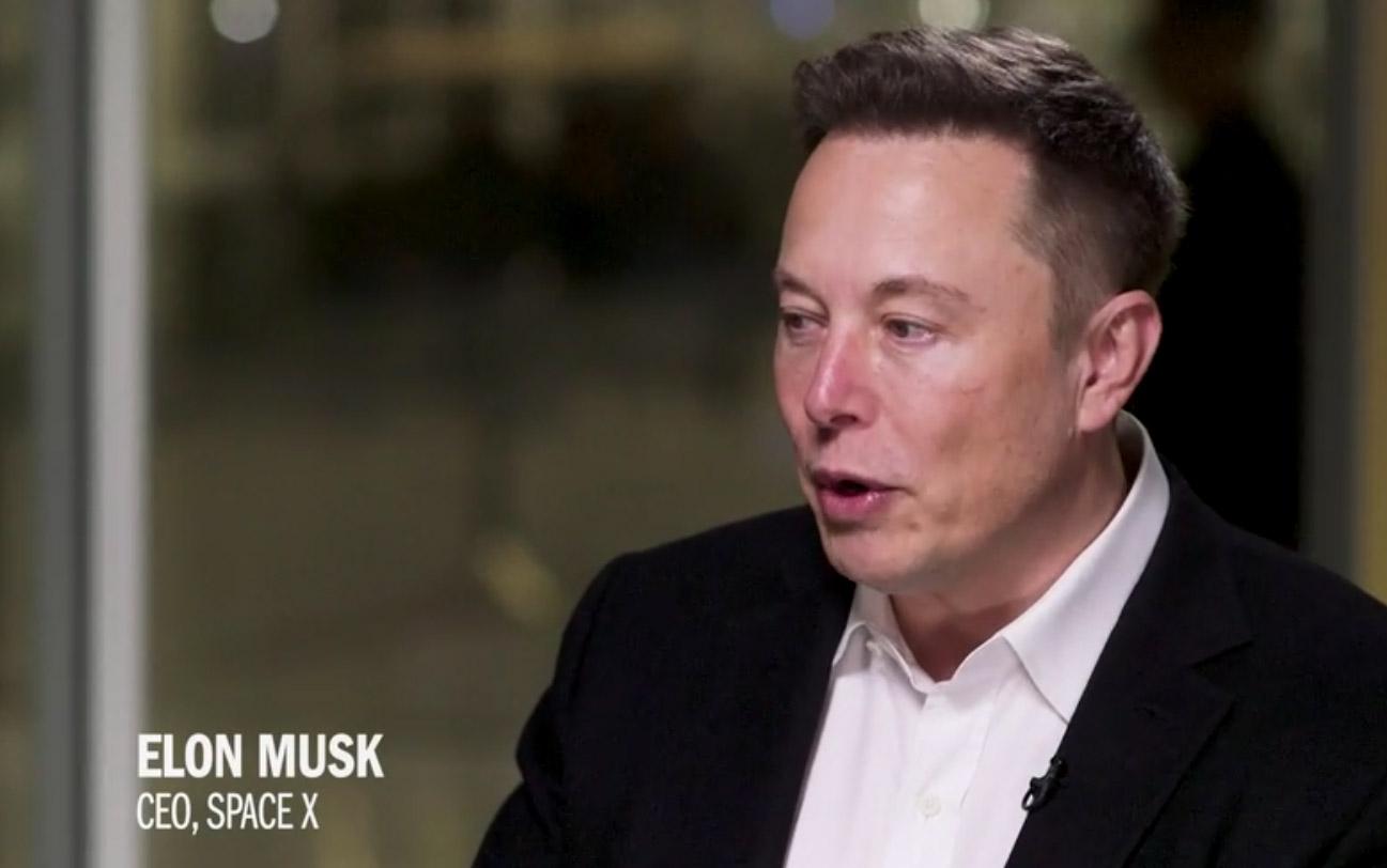 《时代》专访马斯克:没有阿波罗11号就没有SpaceX