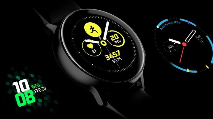 三星Galaxy Watch Active 2确认有三款 没有心电图功能