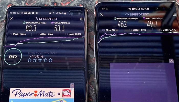 OpenSignal测速报告:5G早期网络已较4G有显著改进