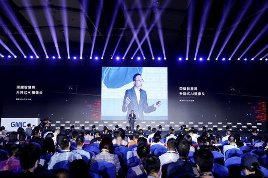 8月10日鸿蒙系统随荣耀智慧屏首发 现已开启预约