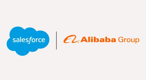 Salesforce宣布与阿里巴巴达成战略合作 向全国开放CRM平台