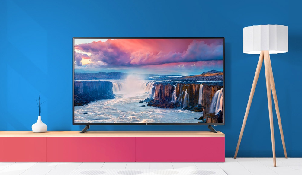 上半年4K超高清电视占国内彩电销售比重达70%