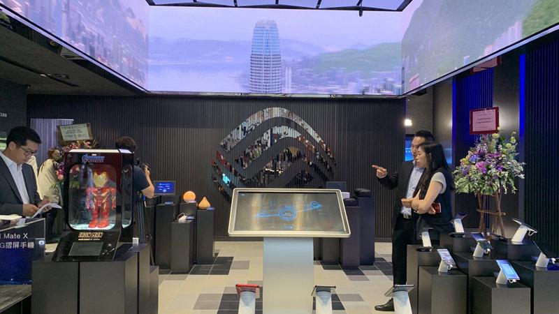 中国移动香港在港开设首家5G体验店