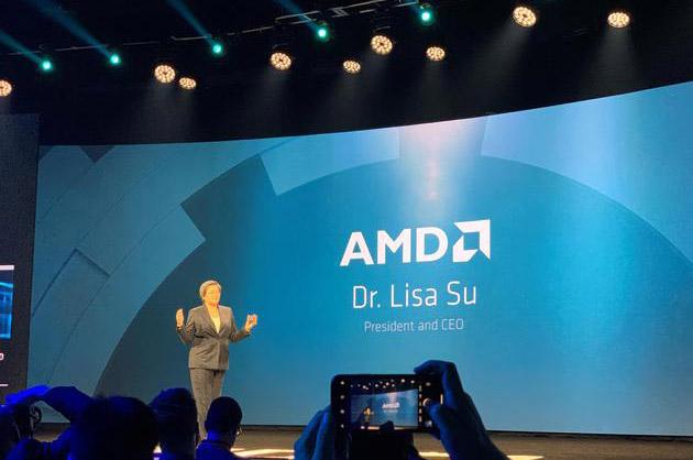 AMD的第N次逆袭:7nm芯片再挑英特尔服务器市场
