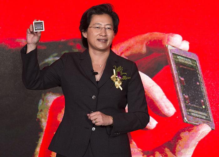AMD CEO:公司服务器新芯片性能优于英特尔高价货