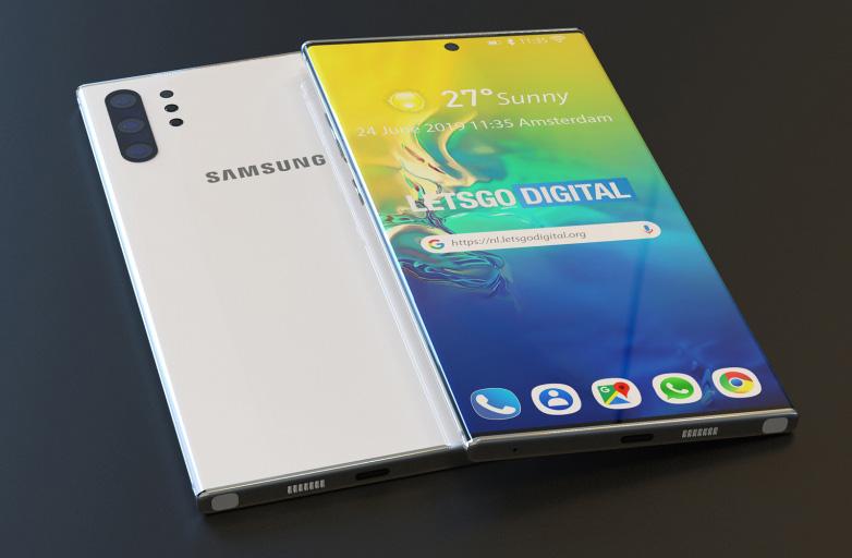 爆料大神称Galaxy Note 10拍照硬件不如华为Mate30 Pro