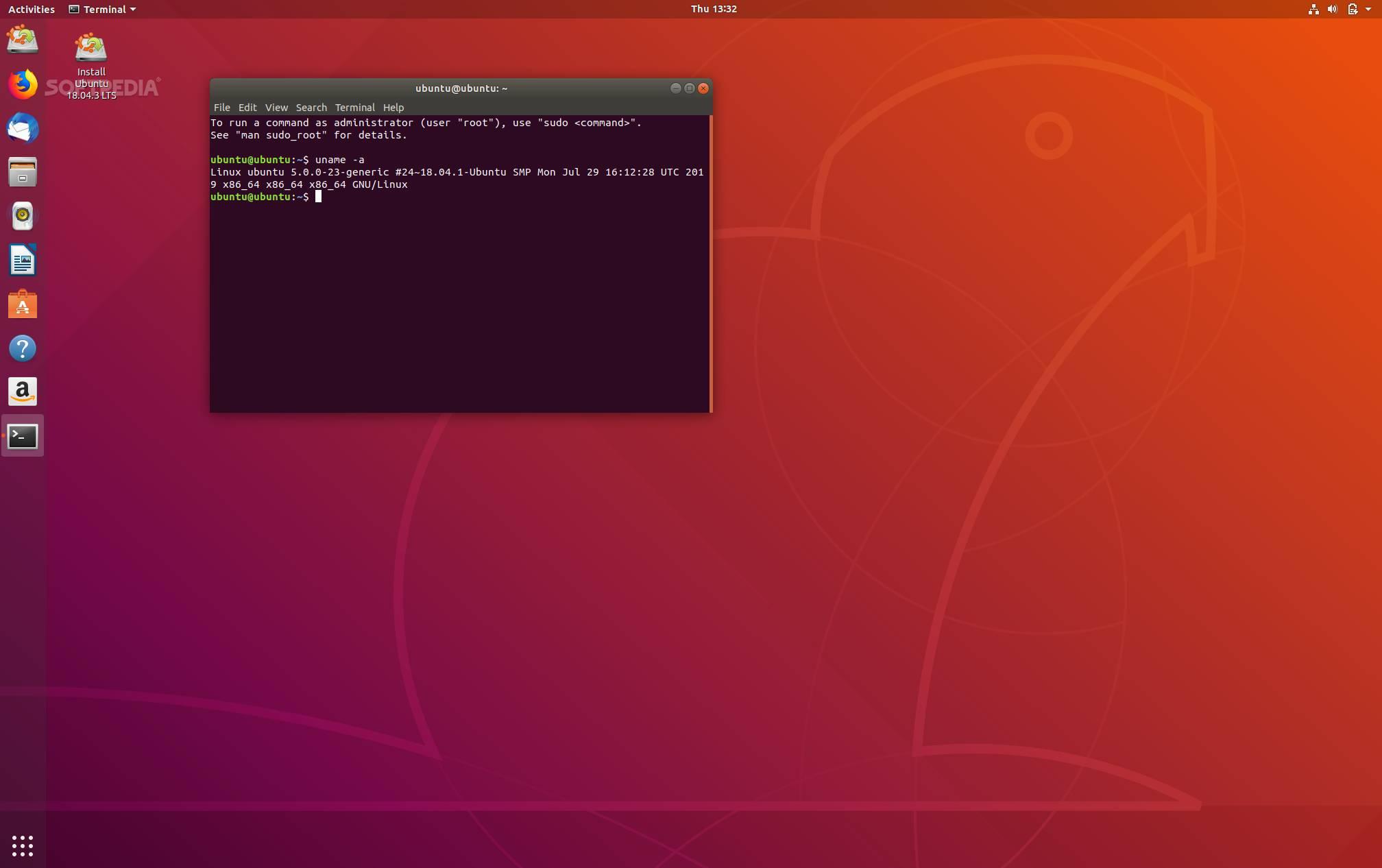 Ubuntu 18.04.3 LTS发布 与19.04一样拥有Linux 5.0内核