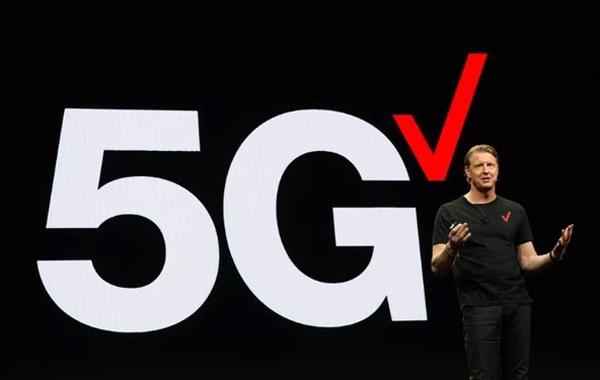 Verizon首席执行官表示明年将有一半美国地区获得5G服务