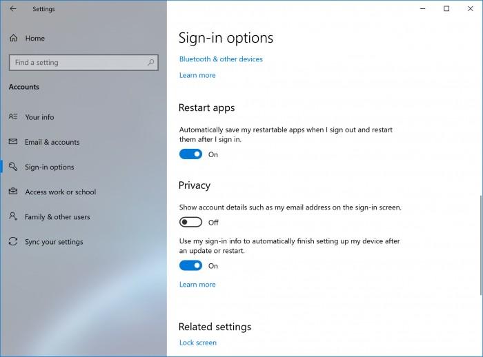 Windows 10 Build 18965 pic 2