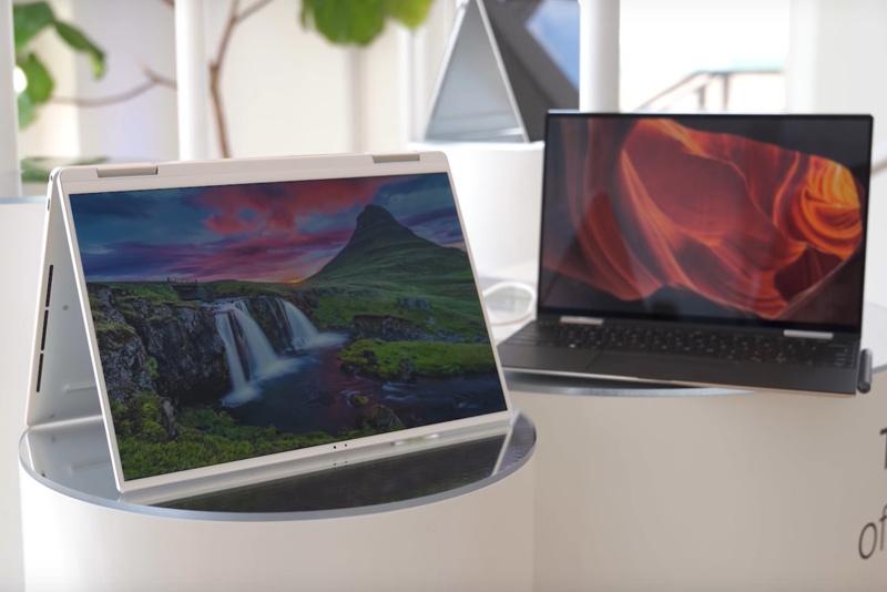 Intel雅典娜计划笔记本有专门贴纸了:戴尔XPS 13 7390首发