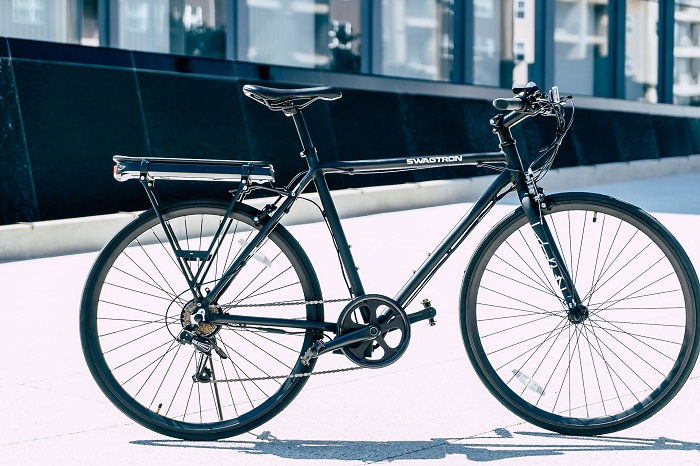 电动滑板车制造商Swagtron推出首款城市电动自行车EB12