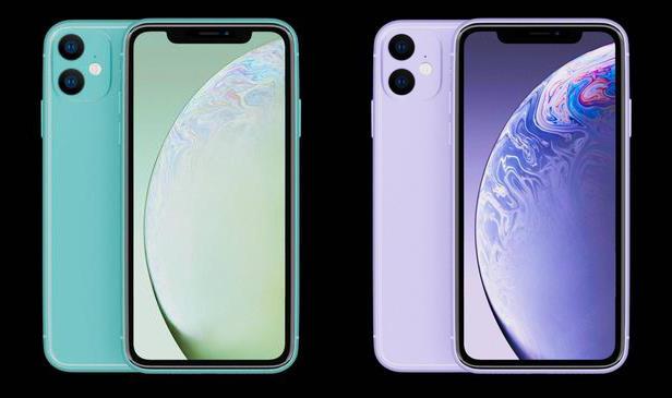 """苹果为新iPhone下血本!新""""彩虹""""配色竟有点好看"""
