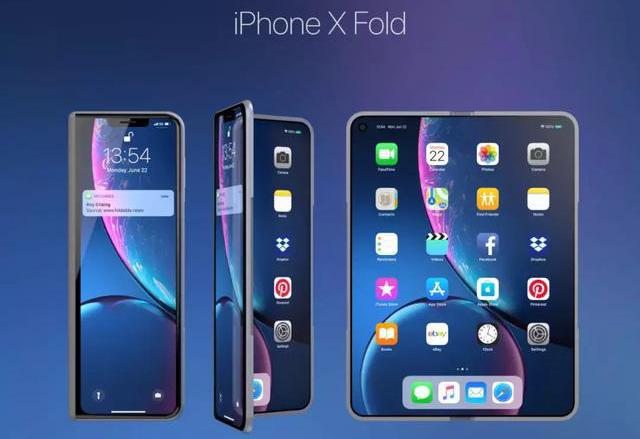 不要对折叠屏iPhone和iPad期待过早