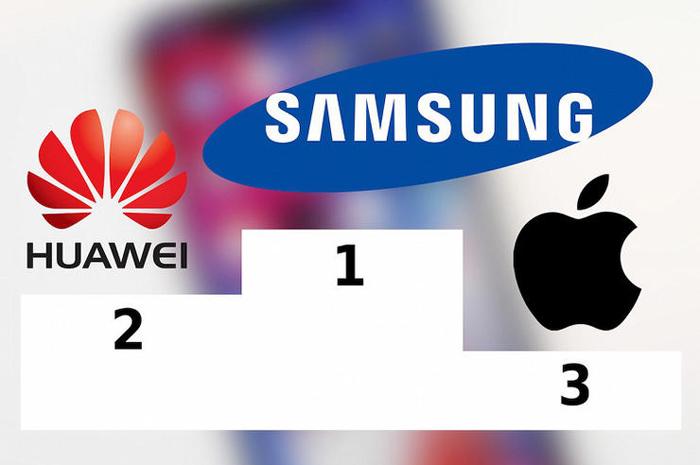 解读全球智能手机市场:华为还能取代三星成为世界第一吗